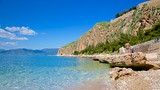 Arvanitia Beach - Greece - Tourism Media