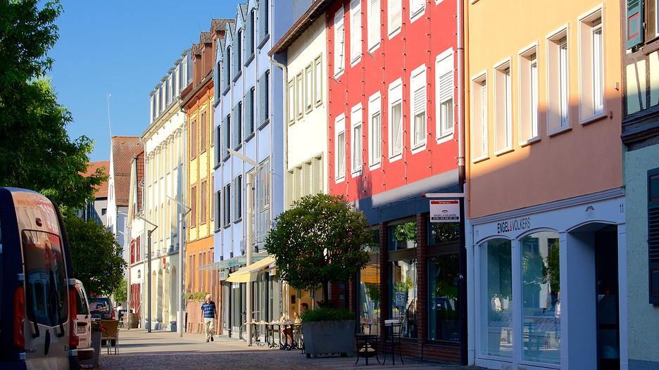 Vacanze a offenburg viaggio a offenburg con for Offenburg germania