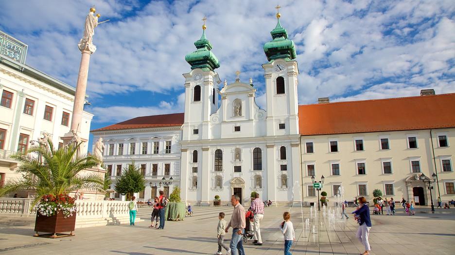 Gyor Benedictine Church Gyor Attraction Expedia Com Au