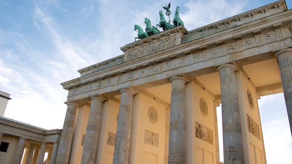Brandenburg Gate Berlin Attraction