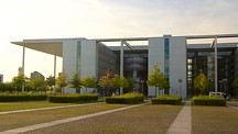 German Chancellery - Berlin