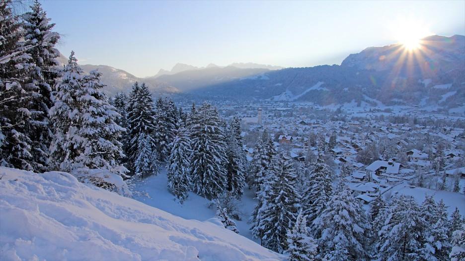 Garmisch-Partenkirchen Ski Resort in Garmisch ...