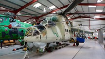 International Helicopter Museum - Weston-super-Mare