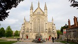 Winchester Cathedral - Hampshire - Tourism Media