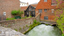 Winchester City Mill - Winchester