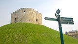 Clifford's Tower - England - Tourism Media