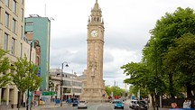 Albert Memorial Clock Tower - Belfast