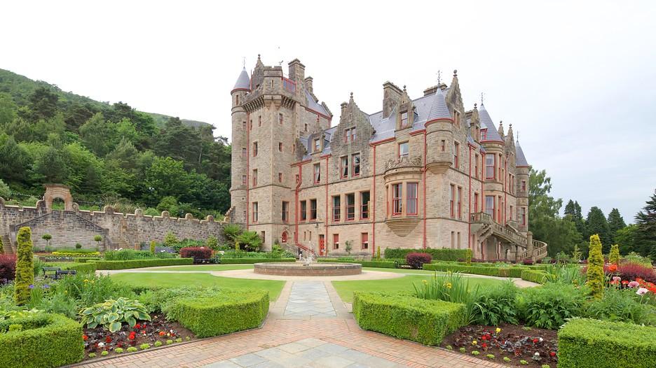 belfast castle in belfast northern ireland expedia. Black Bedroom Furniture Sets. Home Design Ideas