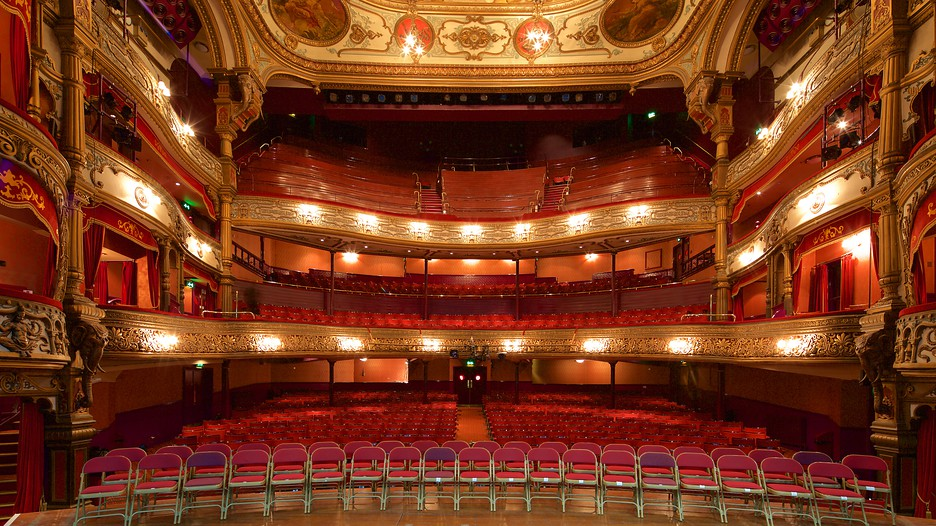 Grand Opera House In Belfast Northern Ireland Expedia