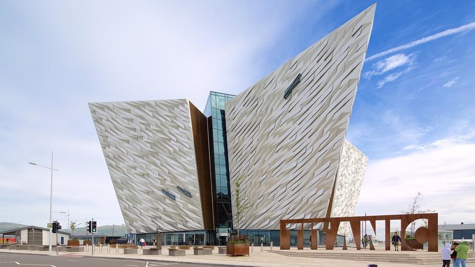 Titanic Belfast In Belfast Northern Ireland Expedia
