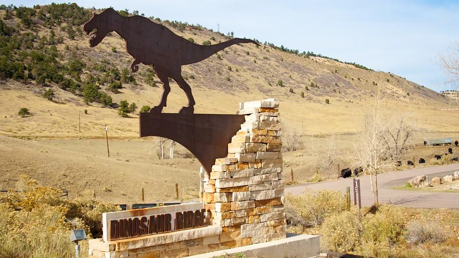 Dinosaur Ridge In Morrison Colorado Expedia
