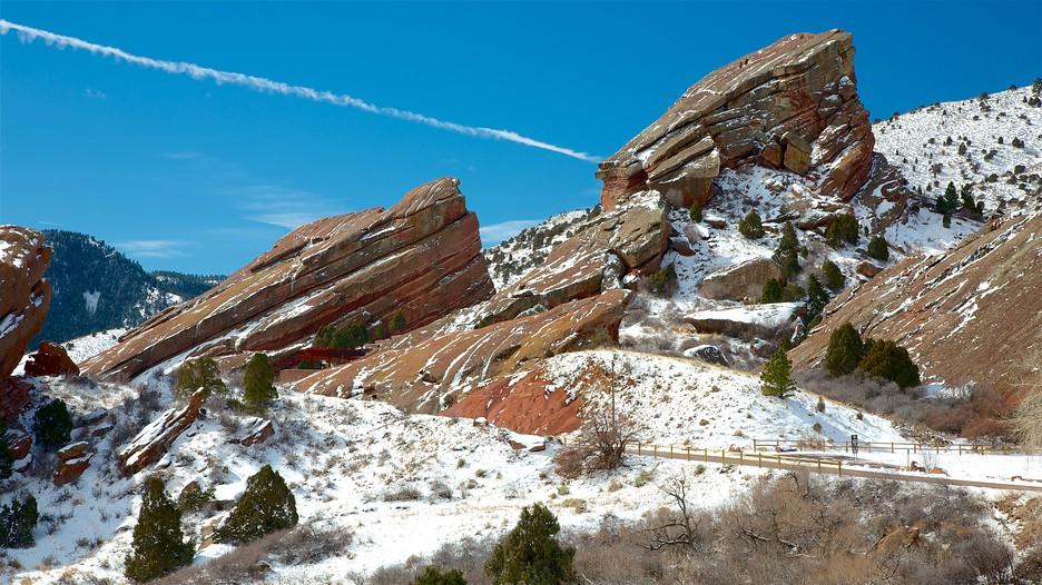 Red Rocks Amphitheater In Morrison Colorado Expedia Ca