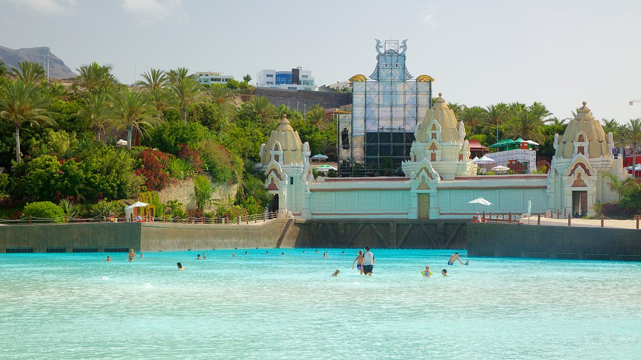 Siam Park in Adeje,  Expedia