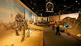 Royal Tyrrell Museum - Drumheller Valley - Tourism Media