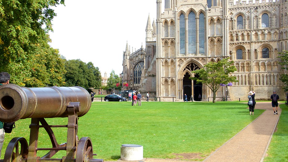 Ely Cathedral in Ely, England | Expedia