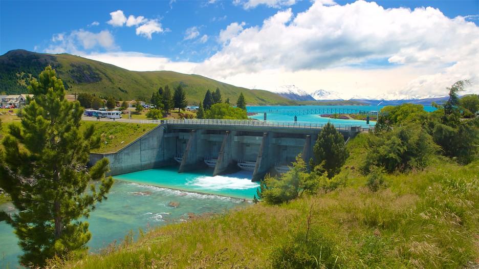 Hotels Lake Tekapo New Zealand