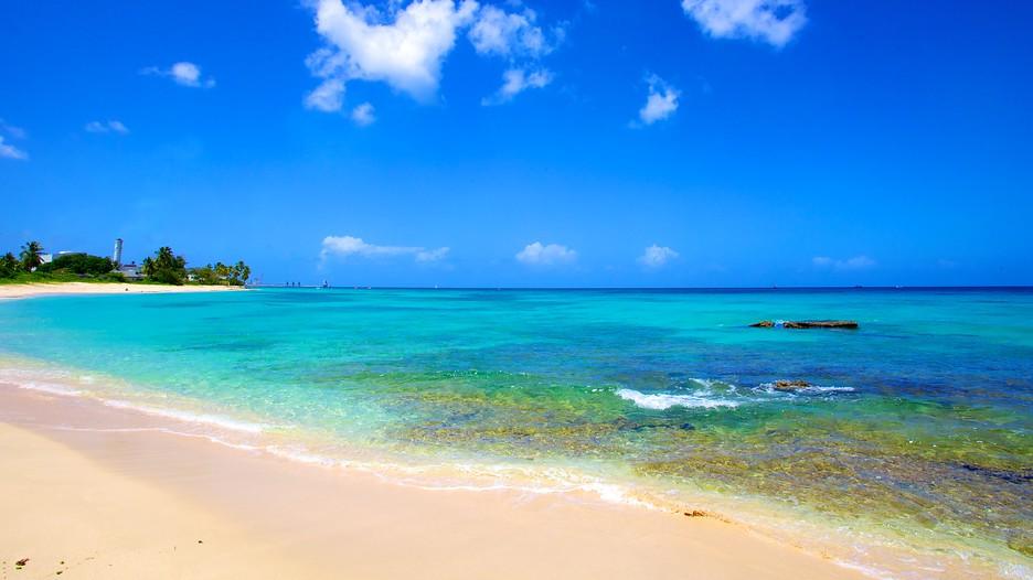 Paradise Beach In Bridgetown Expedia Ca