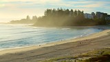Plage de Coolangatta - Gold Coast - Tourism Media