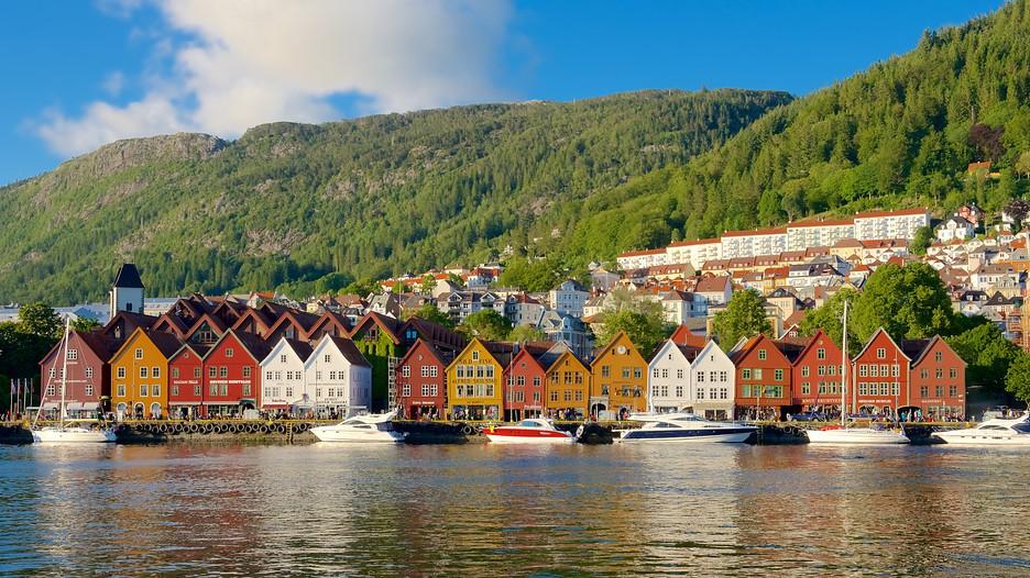 Bryggen In Bergen Expedia Ca