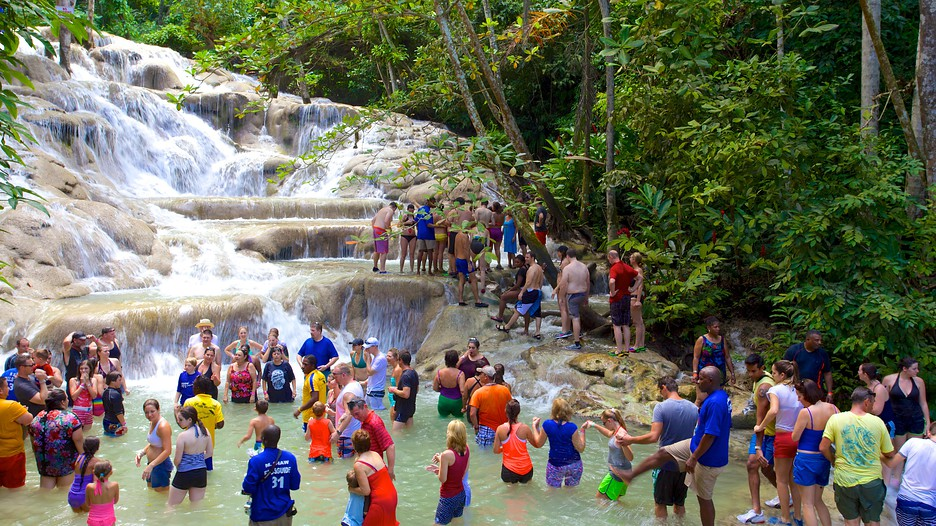 Dunn S River Falls In Montego Bay Expedia