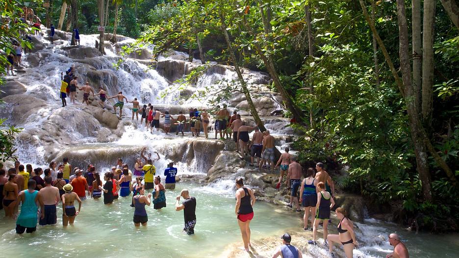 Dunn S River Falls In Montego Bay Expedia Ca