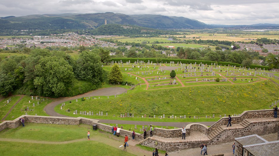 Stirling Castle In Stirling Scotland Expedia Ca