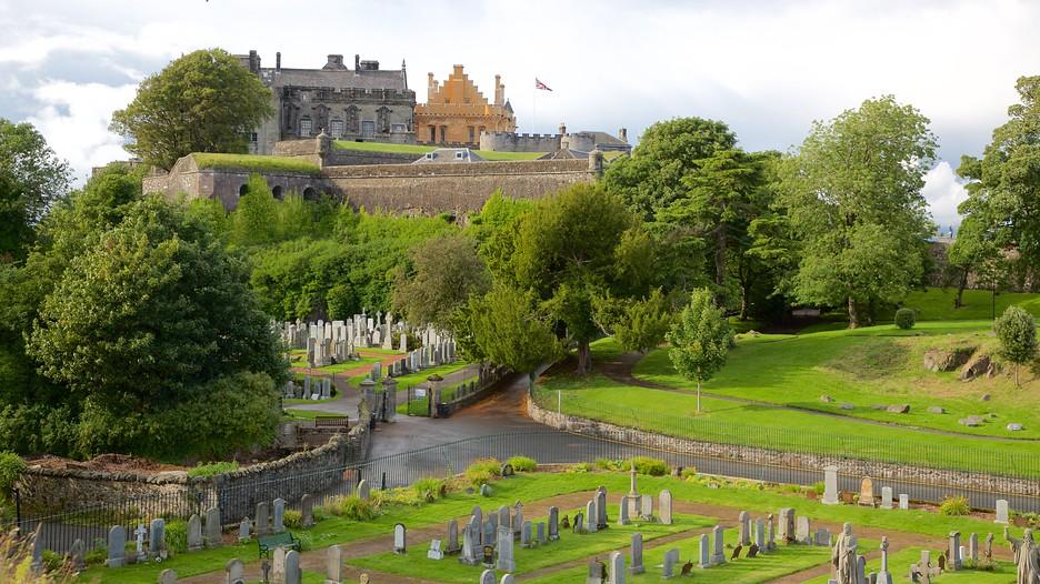 Stirling Castle In Stirling Scotland Expedia