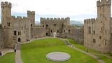 Caernarfon Castle - North Wales - Tourism Media