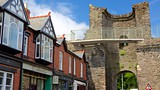 Conwy Town Walls - North Wales - Tourism Media
