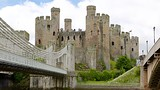 Conwy Castle - North Wales - Tourism Media