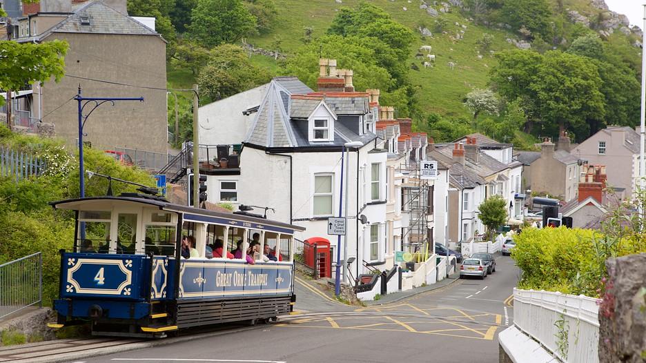 Great Orme Tramway In Llandudno Wales Expedia Ca