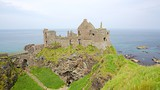 Dunluce Castle - Portrush - Tourism Media