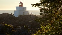 Amphitrite Point Lighthouse - Ucluelet