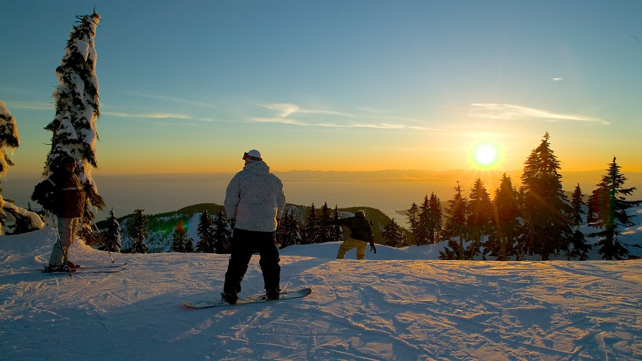 Cypress Mountain In West Vancouver British Columbia Expedia Ca