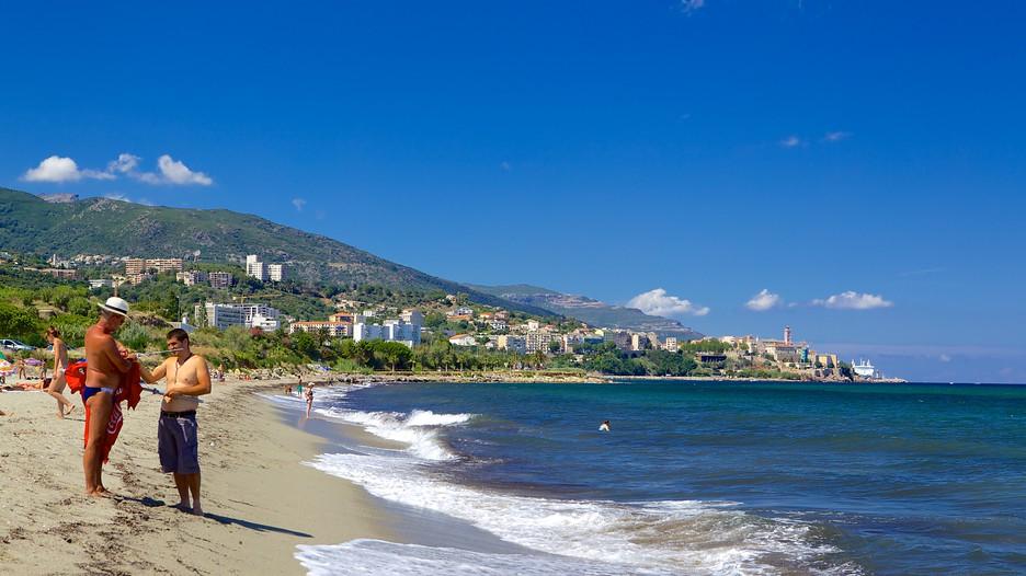 L'Arinella Beach in Bastia, | Expedia Beach