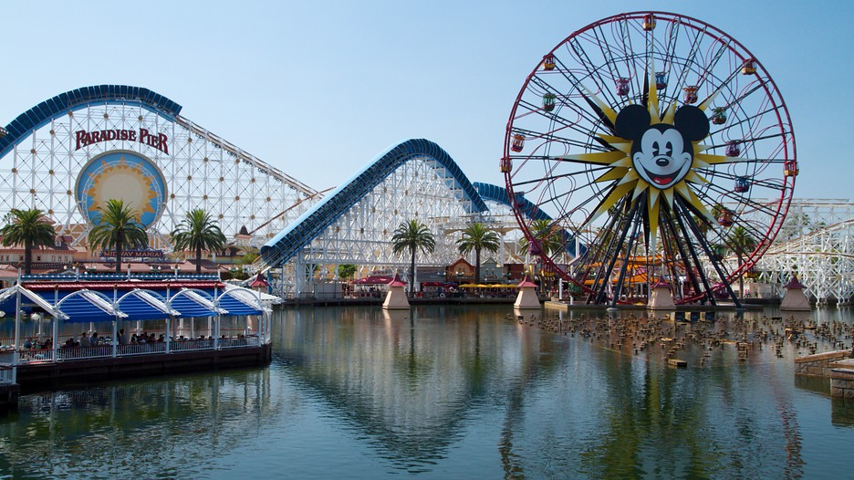 Hotels Near Disney California