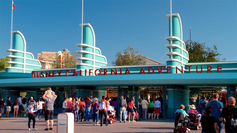 Disney California Adventure 174 Park In Anaheim California Expedia