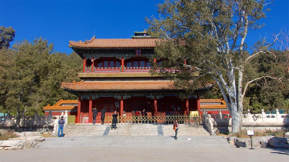 Exibindo item 18 de 25 Parque de Jingshan (Yingshan Gongyuan) - Pequim (e arredores) - Tourism Media