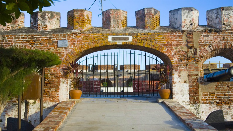 fort charles in kingston expedia