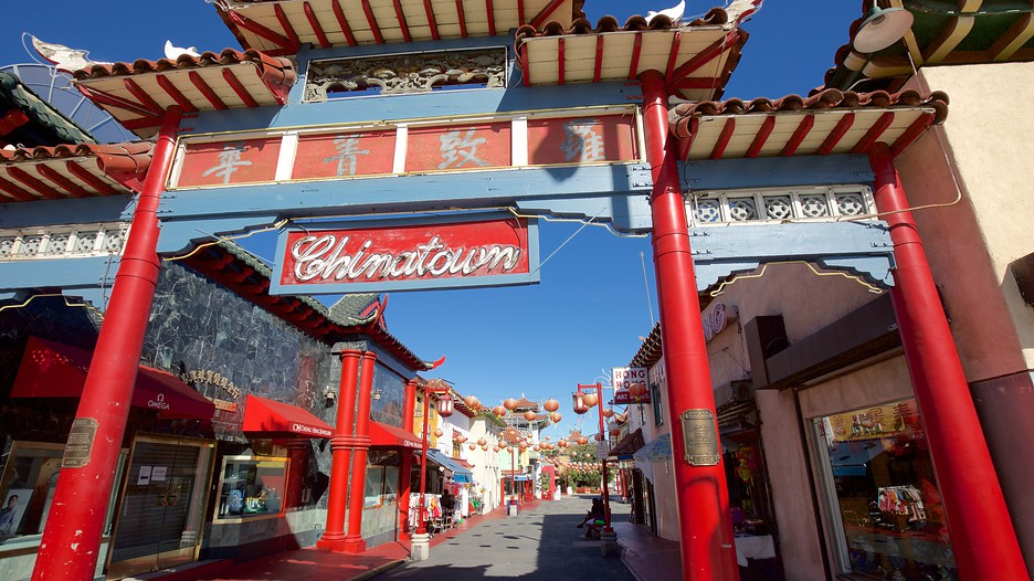 Hotels Near Chinatown Los Angeles