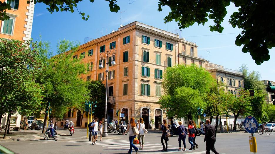 Hotel Zona Prati A Roma