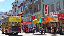 Chinatown - California