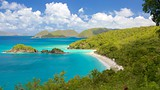 Trunk Bay - St. John - Tourism Media