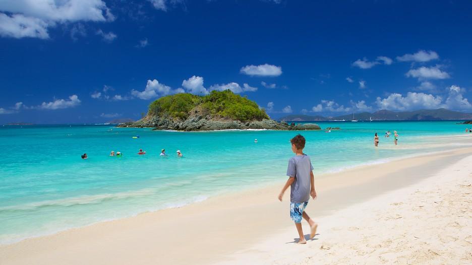 Flight To Us Virgin Islands St John