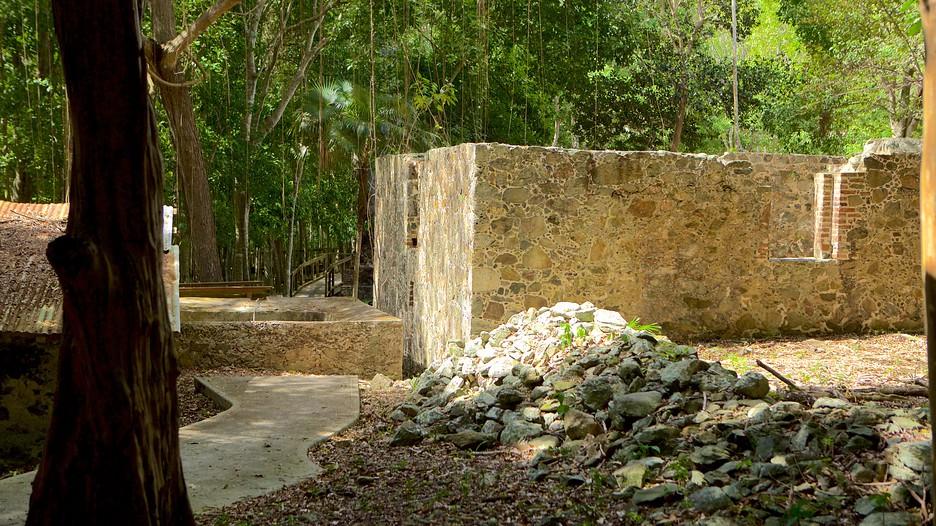 Nuevo parque nacional de la isla virgen