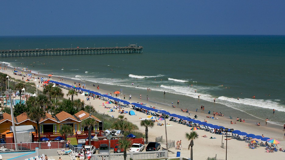 Myrtle beach holidays cheap myrtle beach holiday packages for The cheapest beach vacation
