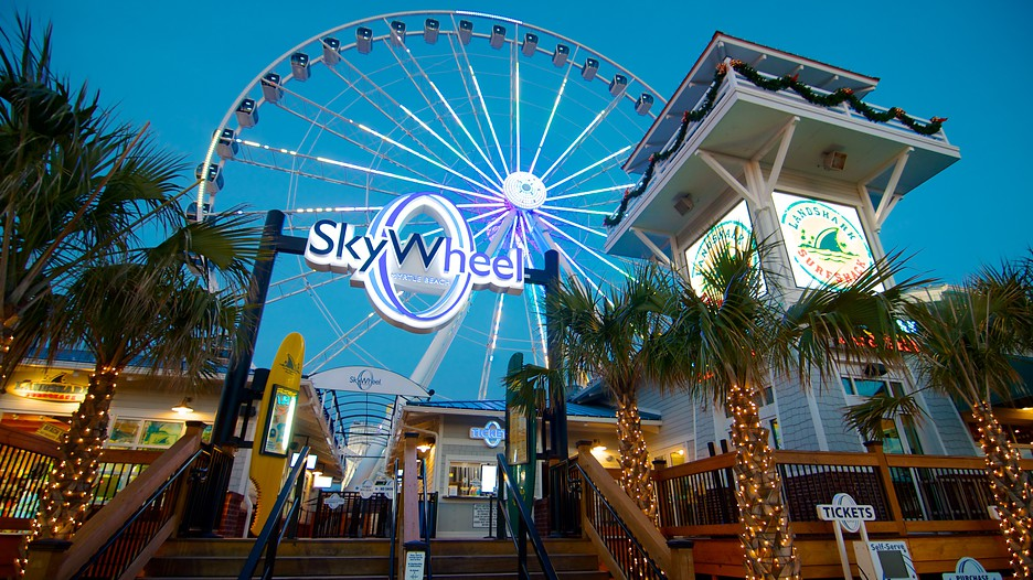 Skywheel Myrtle Beach In Myrtle Beach South Carolina Expedia