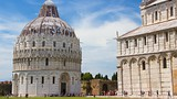 Cathedral of Pisa - Tuscany - Tourism Media