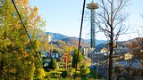 Gatlinburg Space Needle - Tennessee - Tourism Media