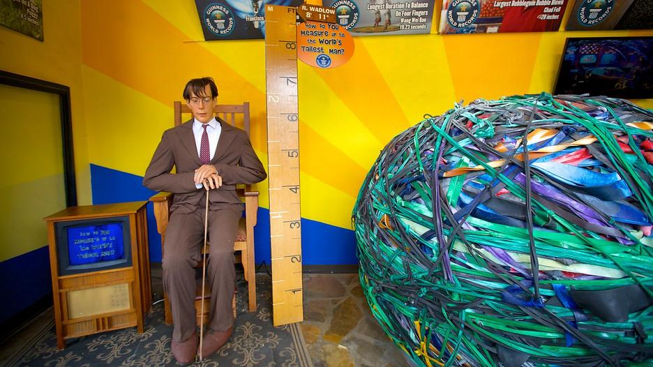 Guinness World Records Museum in Gatlinburg Tennessee – Gatlinburg Tourist Attractions Map